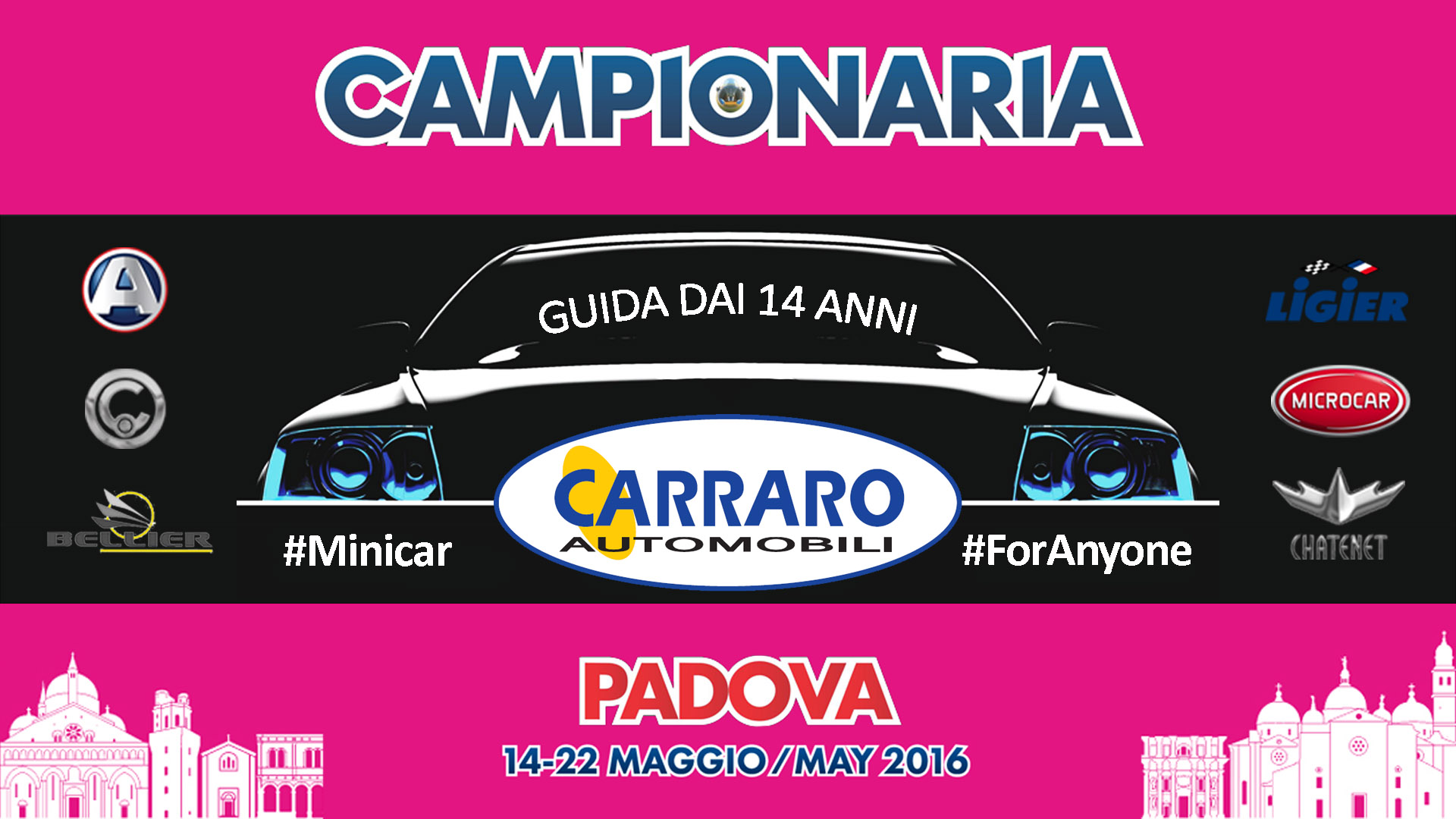 Fiera Campionaria di Padova - Ed. 2016