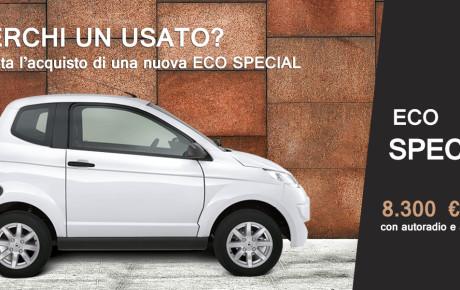 Minicar Usata in ottime condizioni? Scegli il Nuovo!