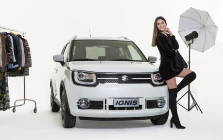 Le donne amano Suzuki auto