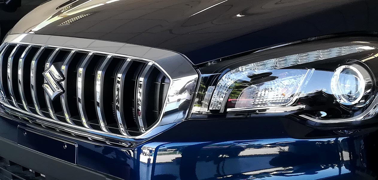 Concessionaria Suzuki Padova: prova anche Carraro Automobili