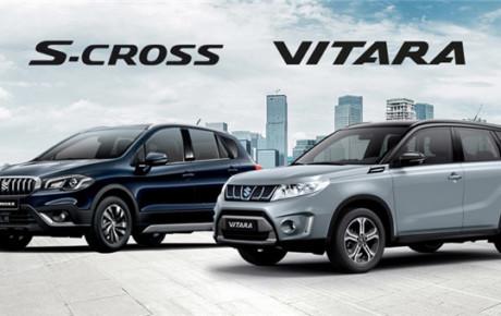 OFFERTA Suzuki Vitara e Suzuki S-Cross