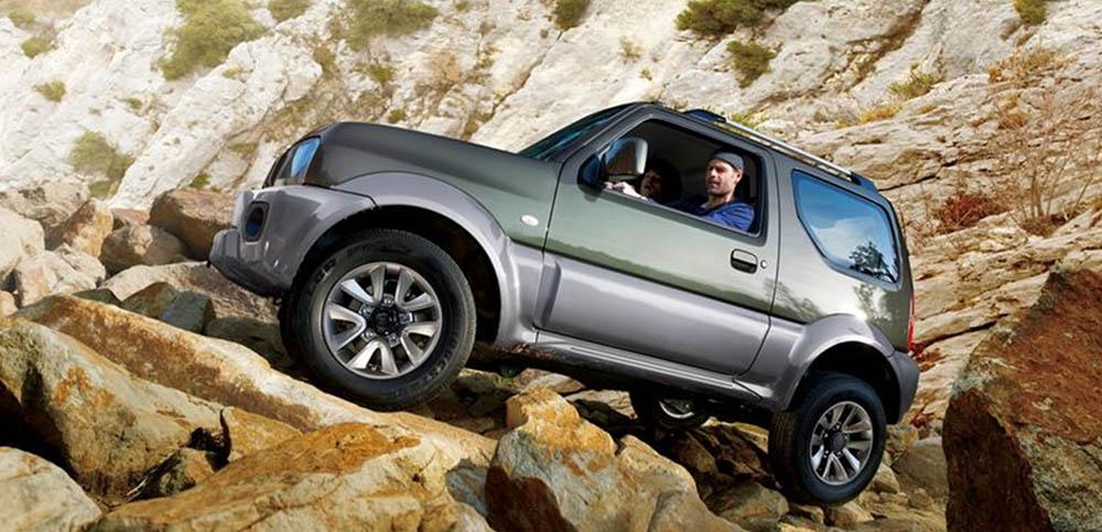 Suzuki jimny B