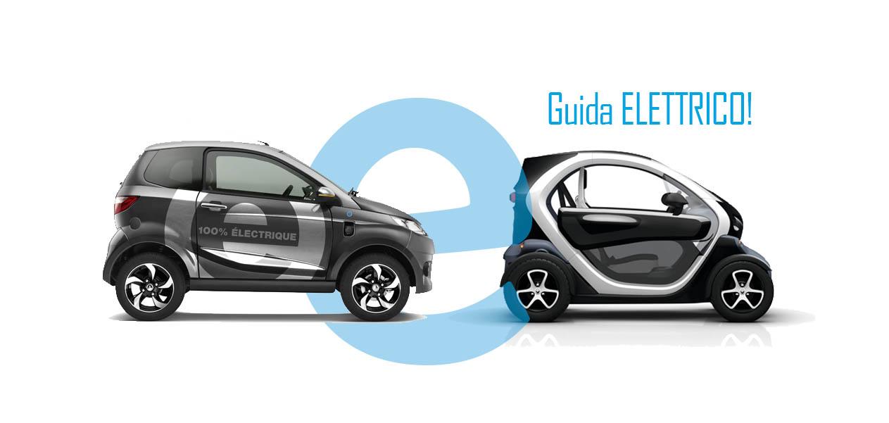 E-AIXAM e Renault TWIZY: arrivano le minicar elettriche!