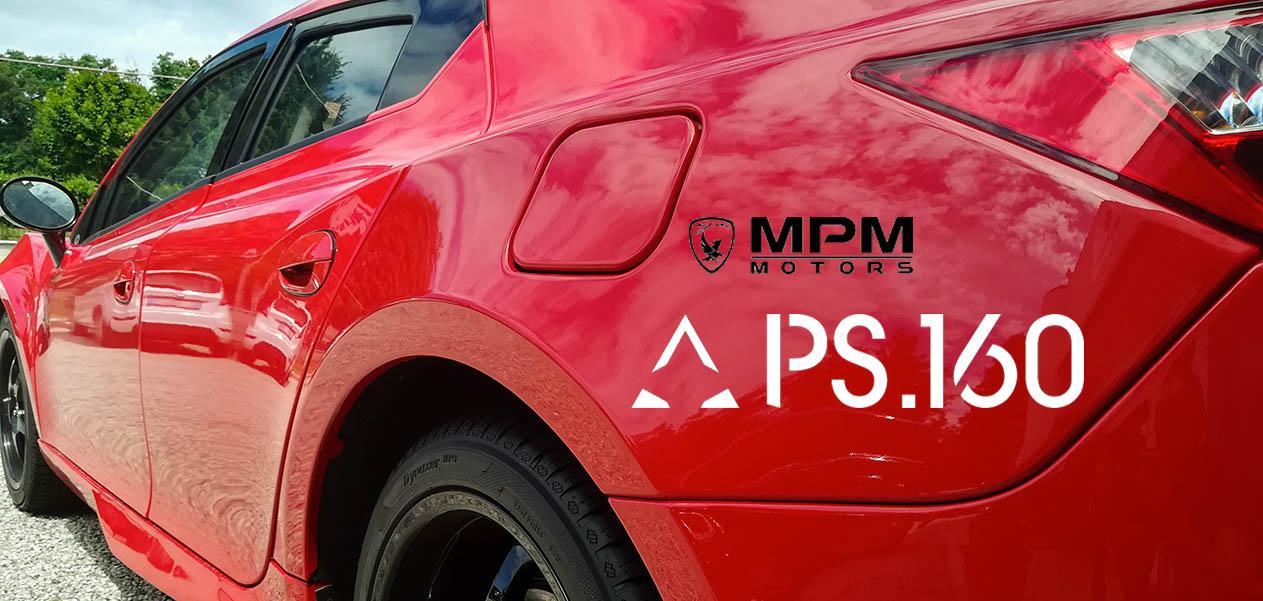 MPM PS160 - Sportiva per tutti