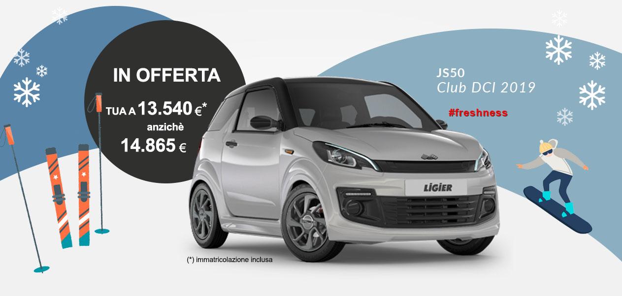 offerta-promo-ligier-js50-club-dci-2019-inverno