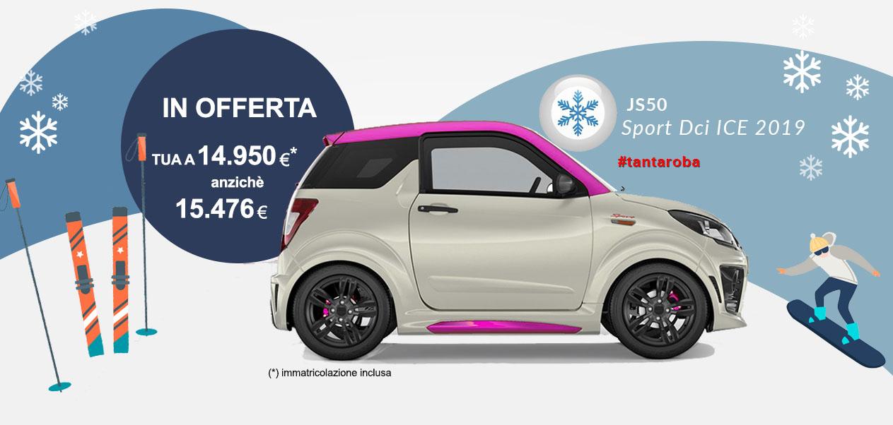 offerta-promo-ligier-js50-sport-dci-ice-climatizzatore-2019-inverno