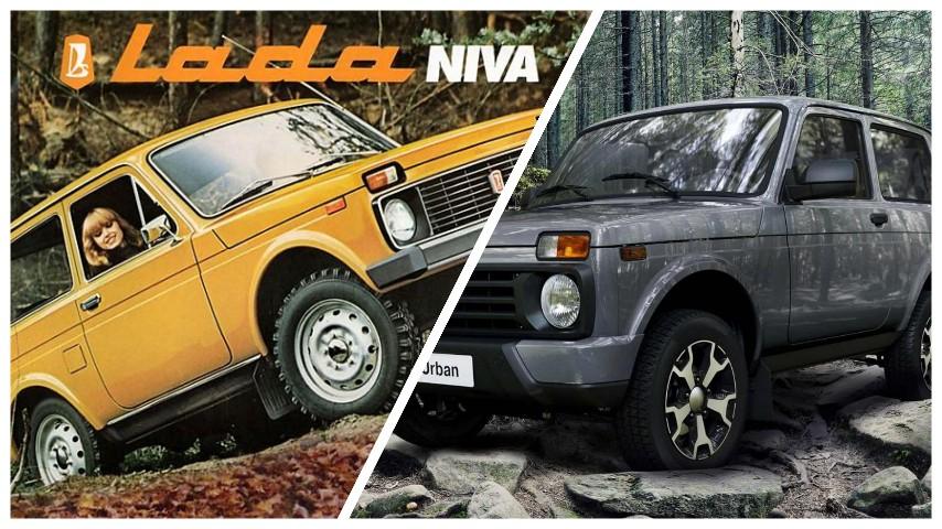 Approfitta delle ultime Lada Niva 4x4!