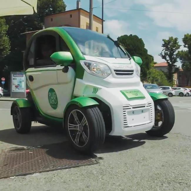 veicoli elettrici plug&go lizard