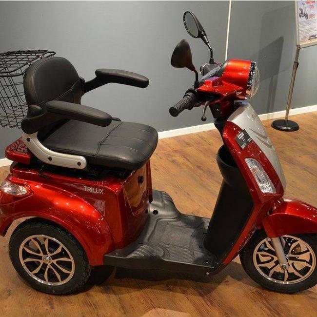 veicoli elettrici scooter elettrico 3 ruote trilux