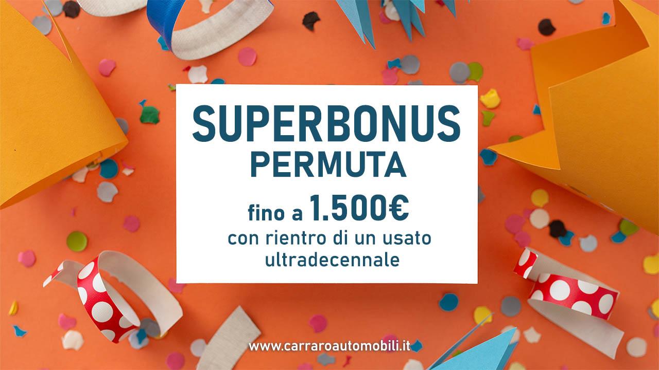 SUPERPROMO DI CARNEVALE